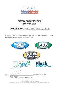 trac_certificate