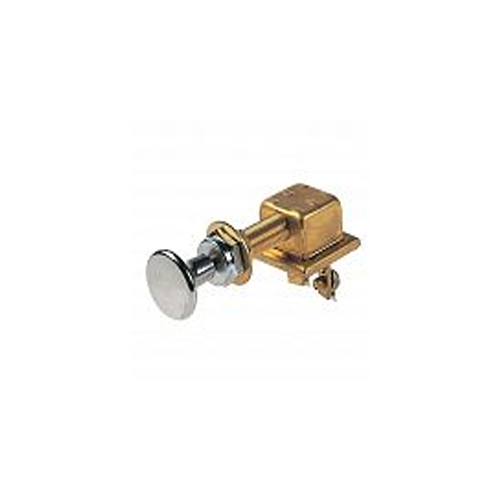 brass-push-pull-switch